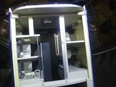和式×2 男子用×1 洗面器×2 冷水器×1 大人の超合金 夢の超特急 新幹線0系
