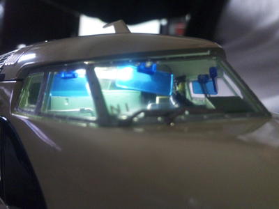 乗務中 大人の超合金 夢の超特急 新幹線0系
