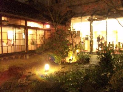 森鴎外所縁の水月ホテル鴎外荘