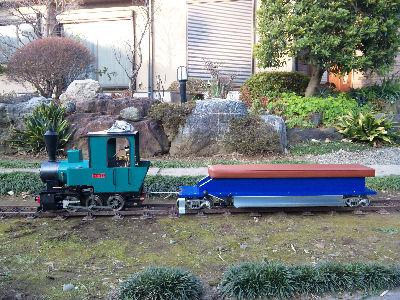 小川精機のフォルテと軽量乗用台車