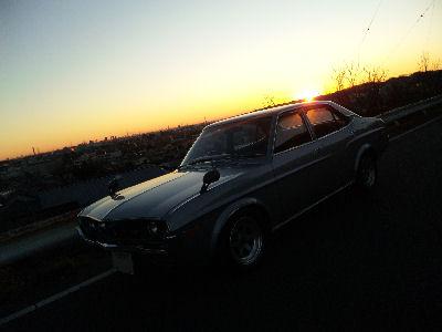 マツダルーチェと2010年の1月2日の日ノ出