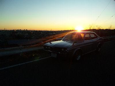 マツダルーチェと2010年1月2日の日ノ出