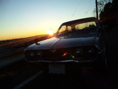 マツダルーチェロータリーと2010年の1月2日の日ノ出