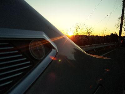 マツダルーチェロータリーと2010年1月2日の日ノ出