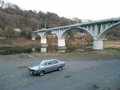 マツダルーチェと小倉橋