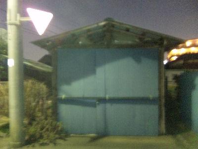 ホッタテ小屋