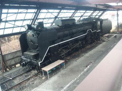 御代田のD51 787