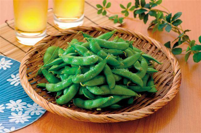 ほんもの枝豆