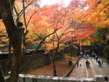 香積寺(だっけ)