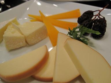 チーズです。