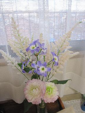 ほんわか花束~♪
