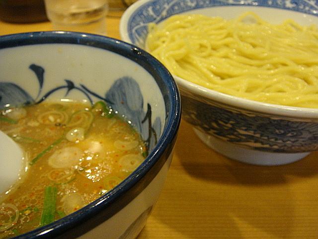 つけ麺@青葉