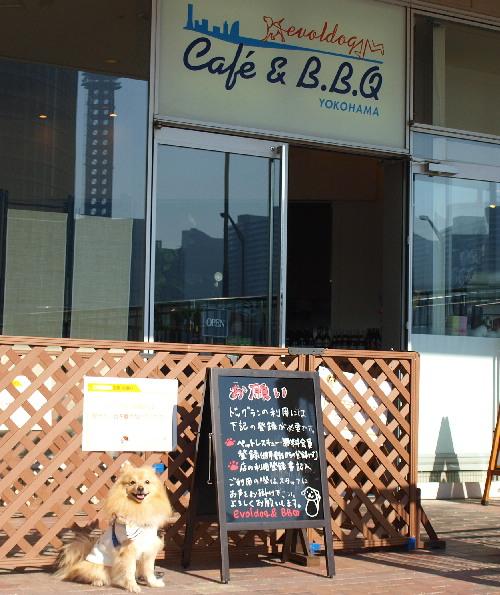 evoldog Cafe & B.B.Q YOKOHAMA