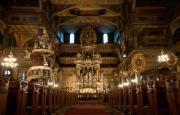 祭壇と説教壇