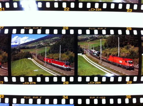 Brenner Bahn ポジ