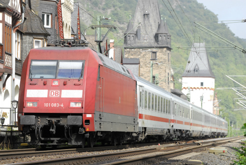 101 IC in Oberwesel
