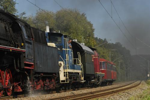 Lokzug nach Goeppingen