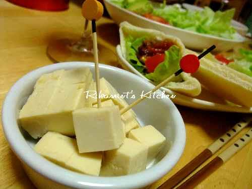 DSCF2・14豆腐の味噌漬け