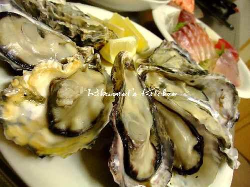 DSCF2・25蒸し牡蠣