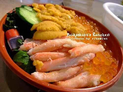 DSCF下関6北海丼