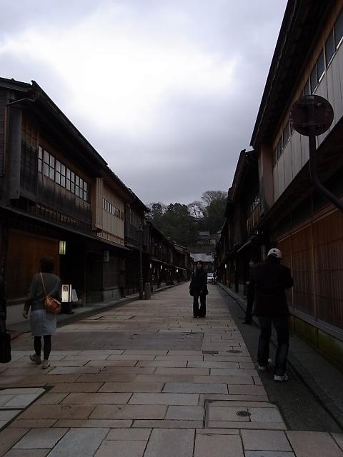 2010年3月_雨天金沢