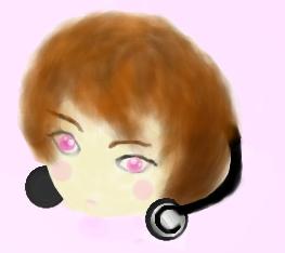リスオンが女子になったら 身長:171cm 性格:やんちゃ 髪:ショートのストレート 色:薄茶色 目:つり目 色:桜色 好きなもの:料理 その他:ヘッドフォン常備