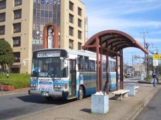 2.駅からのバス