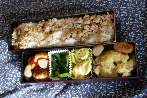 お弁当20100426
