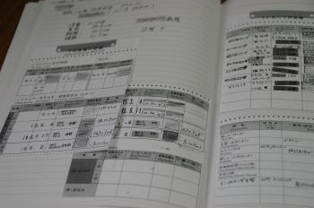 健康ノート