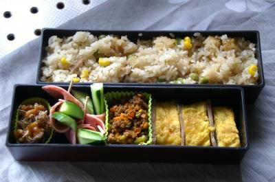 お弁当20100716