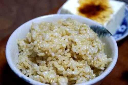 圧力鍋 玄米2