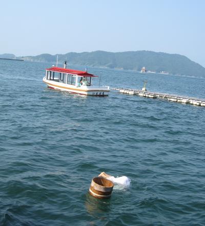 伊勢旅行 ミキモト真珠島1