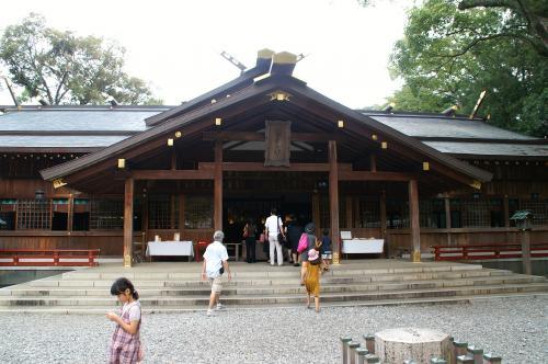 伊勢旅行 猿田彦神社