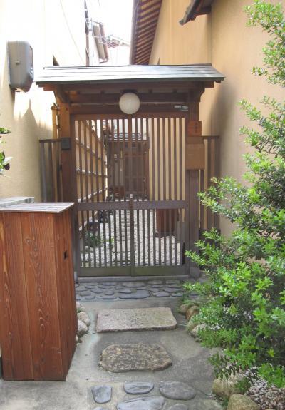 永楽荘 玄関
