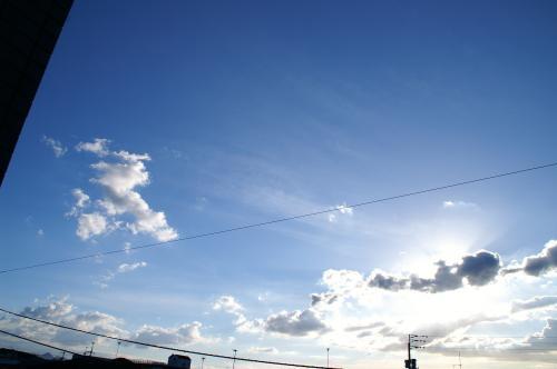 2010夏の空