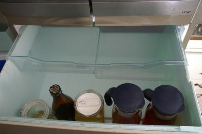 20101018冷蔵庫掃除1
