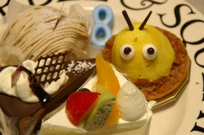 20101020ケーキ