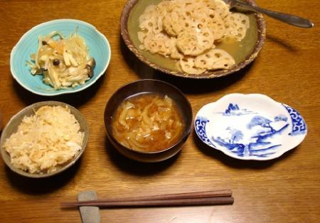 20101127晩御飯
