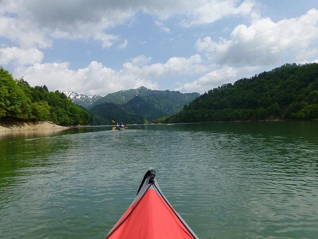 今年、初奥利根湖 そして谷川岳&キャンプ ^_^  2012/06/01~02