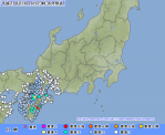 24日 関西 地震