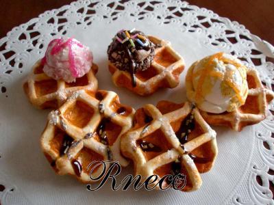waffle&IceR