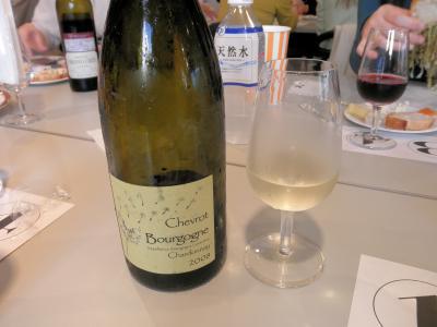 CHEVROT Bourgogne Chardonnay 2008