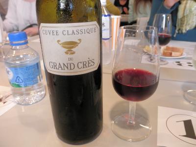 GRAN CRES Corbieres Cuvee Classique2006