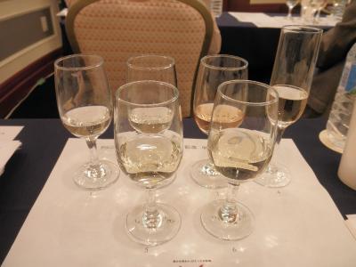 セミナーテイスティングワイン