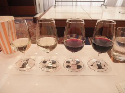 協会セミナー試飲ワイン02