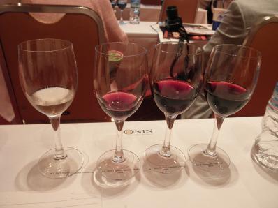 アサヒセミナーテイスティングワイン