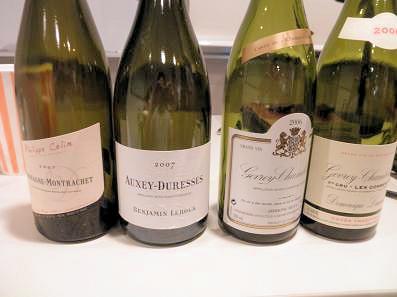 フォローアップセミナー・テイスティングワイン1