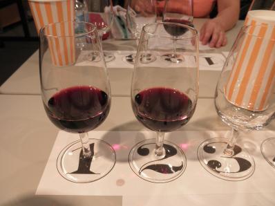 ボルドーワイン比較1