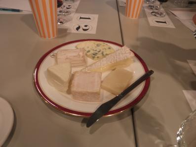 懇親会チーズ