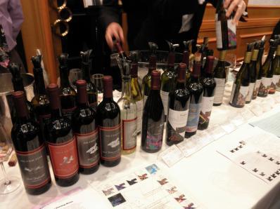 カリフォルニアワイン試飲会02